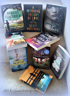 Books from BEA 2012: Fiction from various sources