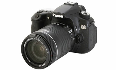 Specifications Camera Canon EOS 60D Updated January 2016