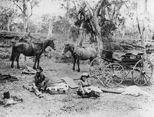 vintage australian photo