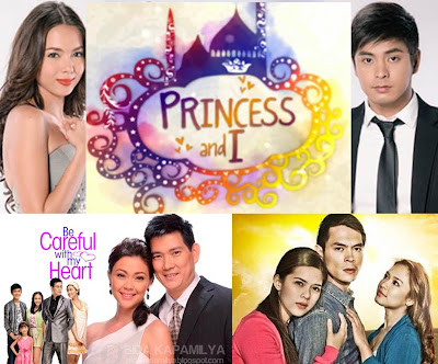 Kantar Media August 14 TV Ratings: Princess and I is Primetime leader