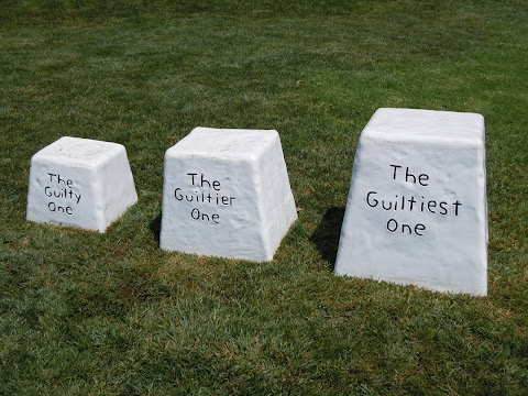 Pedestals for Guilty Ones Miranda July