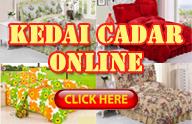 Kedai Cadar Online