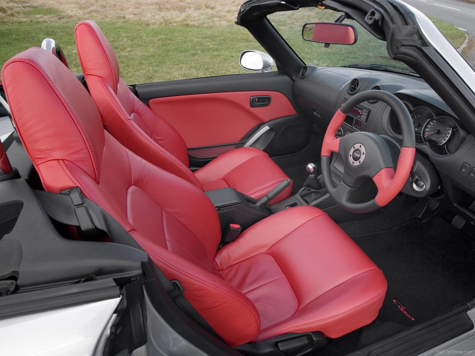 Hình ảnh xe ô tô Daihatsu Copen 2007 & nội ngoại thất