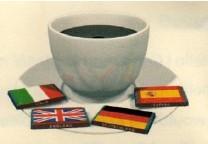 Tasse de Café des langues