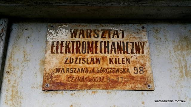 Warszawa Górczewska retro
