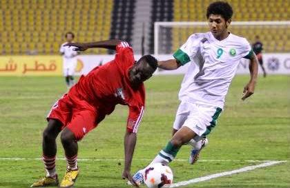 مباراة العراق وجيبوتي اليوم الخميس 30 أكتوبر 2014