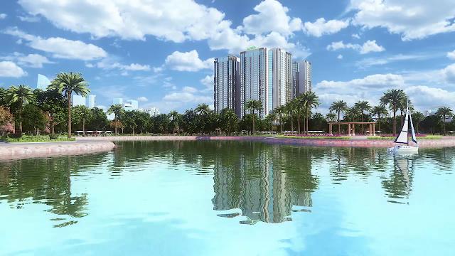 Căn hộ cao cấp Eco Green City Nguyễn Xiển