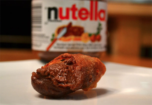 fried nutella