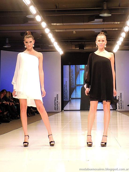 Adriana Costantini primavera verano 2015. Moda vestidos primavera verano 2015.