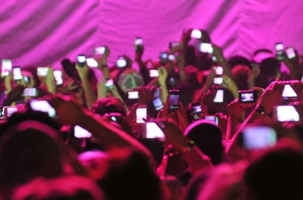 Annoying Concert Behaviors