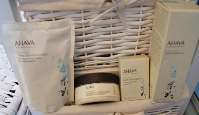 AHAVA Dead Sea Salt Spa Collection