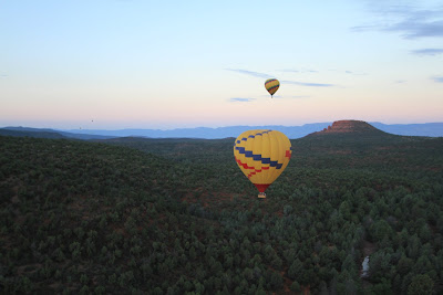 2012 And We're Off – Chasing Other Balloons