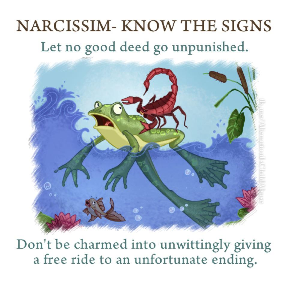 Most Likely The First Time A Narcissist Walks Into Your Life, You Wont  Recognize Them, And Wham Next Thing You Know, They Leave A Tsunami Of  Destruction As