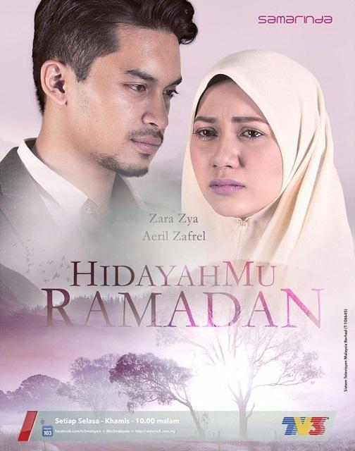 hidayahmu ramadan episod, sinopsis hidayahmu ramadan, para pelakon hidayahmu ramadan, drama di bulan puasa 2015,