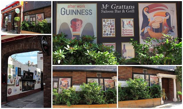 a random pub in Dublin