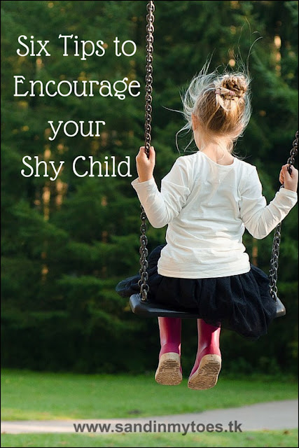 Six tips to help your shy child adjust to new social situations, and help them settle in.