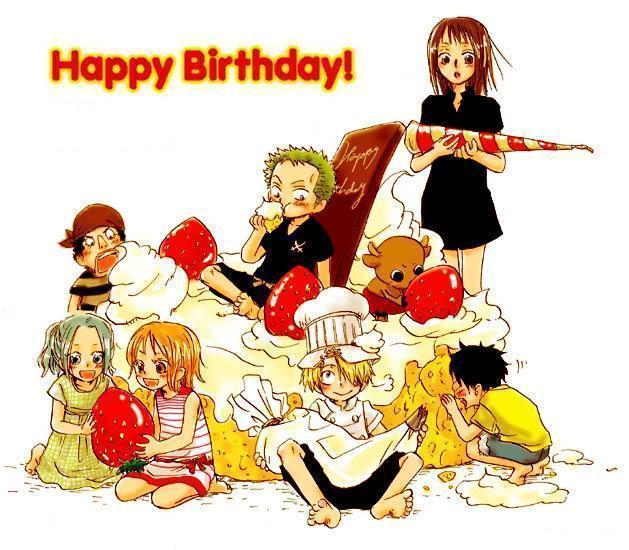 feliz cumpleaños mi amigo scot HappyBirthday