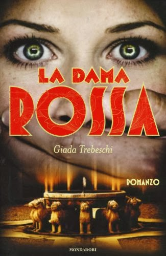 New Novel! LA DAMA ROSSA
