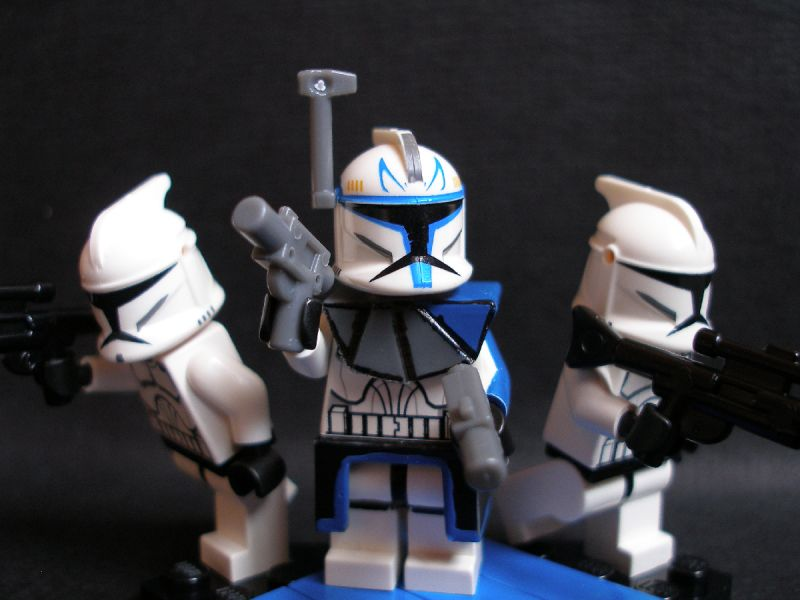 Clone Wars: Captain Rex | Lego Educational Resource