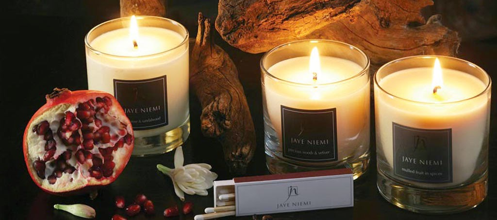 Strong Scented Soy Candles - Celebriscents