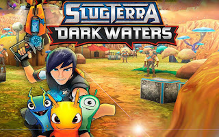 Game Slugterra Dark waters MOD APK
