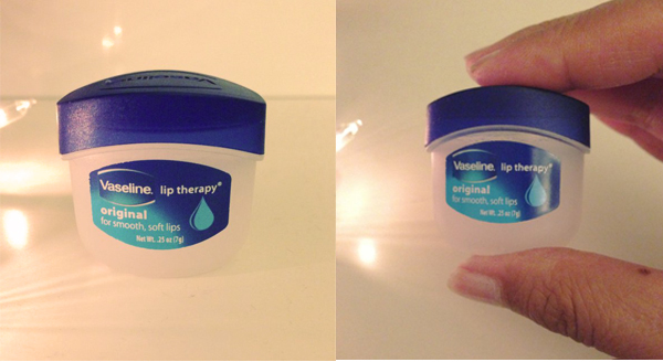 cutest mini vaseline