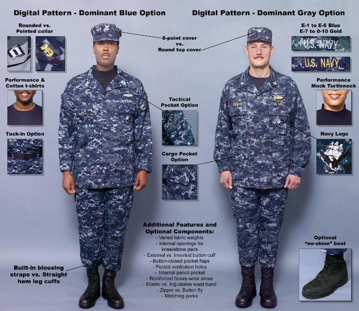 Congress Wants A Common Camouflage Uniform For Military