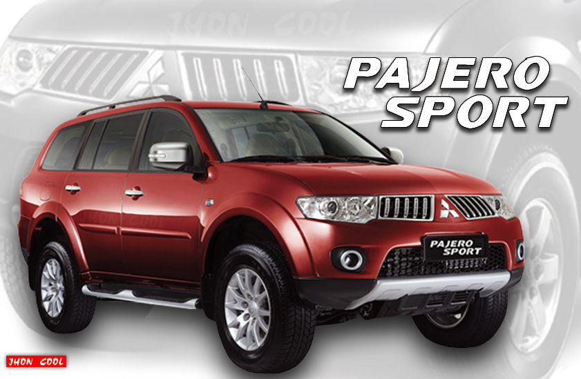 diantaranya : PAJERO SPORT DAKAR 4x4 A/T dan 4x2 A/T, PAJERO SPORT ...