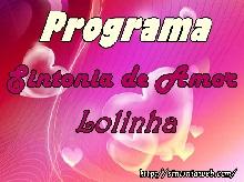 LOLINHA SINTONIA DE AMOR