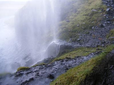Cascada Seljalandsfoss, Islanda