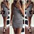 Enter To Win A Fabulous Black Mesh Bodycon Dress