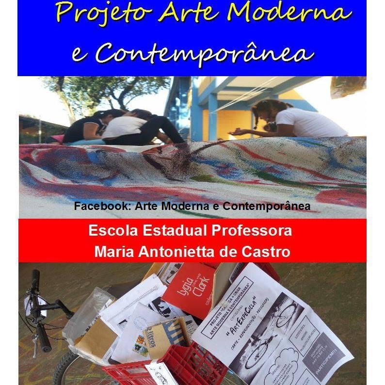 Projeto Arte Moderna e Contemporânea