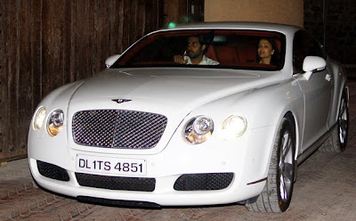 Bollywood Celebrity Car Wallpaper Royal car Shows