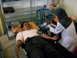Donor Darah Kemanusiaan