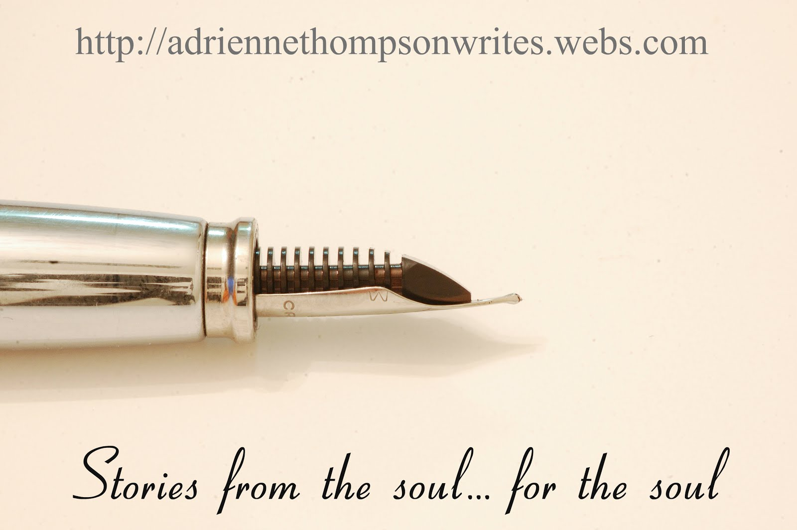 Official Website for Author Adrienne Thompon