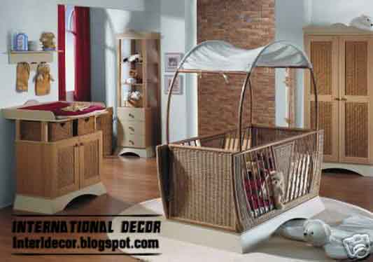 International ideas for kids rooms decorations