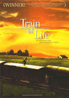 Train of Life 1998 poster