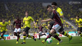 fifa 14 screen 1 FIFA 14 (360/PC/PS3)   Screenshots & Fact Sheet