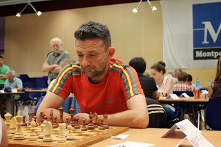 Master d'échecs ronde 7 : Olivier Touzane (2341) - Photo © Chess & Strategy