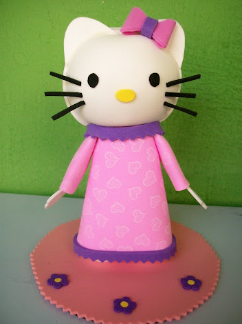HELLO KITTY (EM EVA)