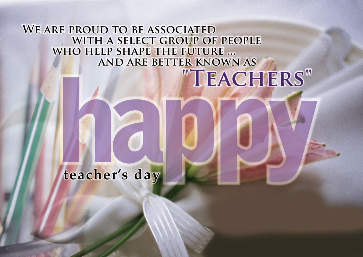 Teachers Day Poems To Celebrate Teachers Day 2014