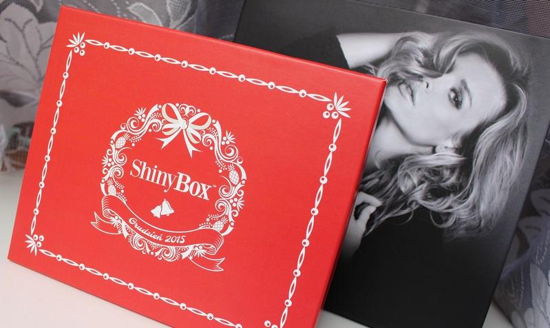 Przegląd pudełek: Inspired by Joanna Krupa i grudniowy Shinybox