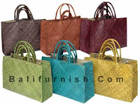 Straw Bags from Indonesia