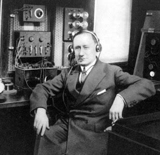 Reginald A Fessenden-Inventor of The Radio