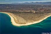 Punta Arena, el sitio del mega-proyecto Cabo Dorado