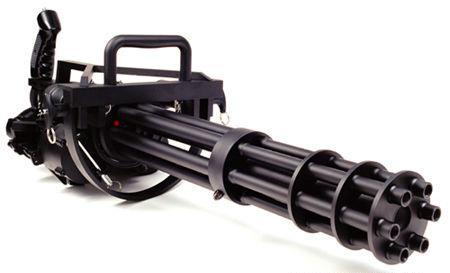 minigun bullets