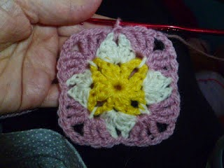 week12 Granny Square Pattern