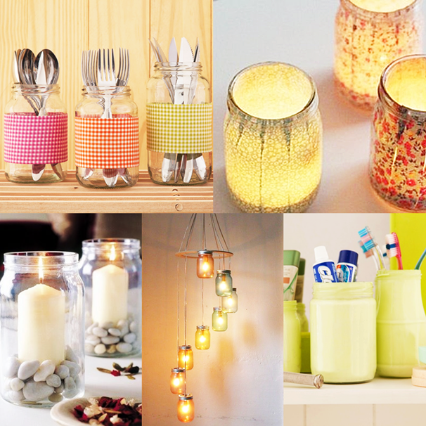 objeto decoracao cozinha:Decoração usando coisas que você tem em casa