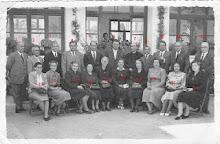 REUNION DE PROFESORES AÑO 1951