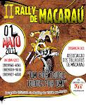 II HALLY DE MACARAÚ